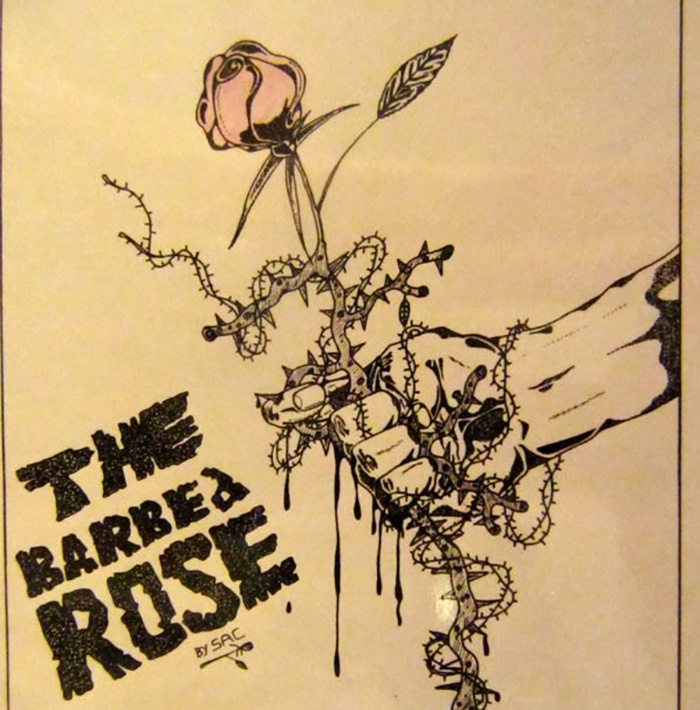 The Barbed Rose Comic Book