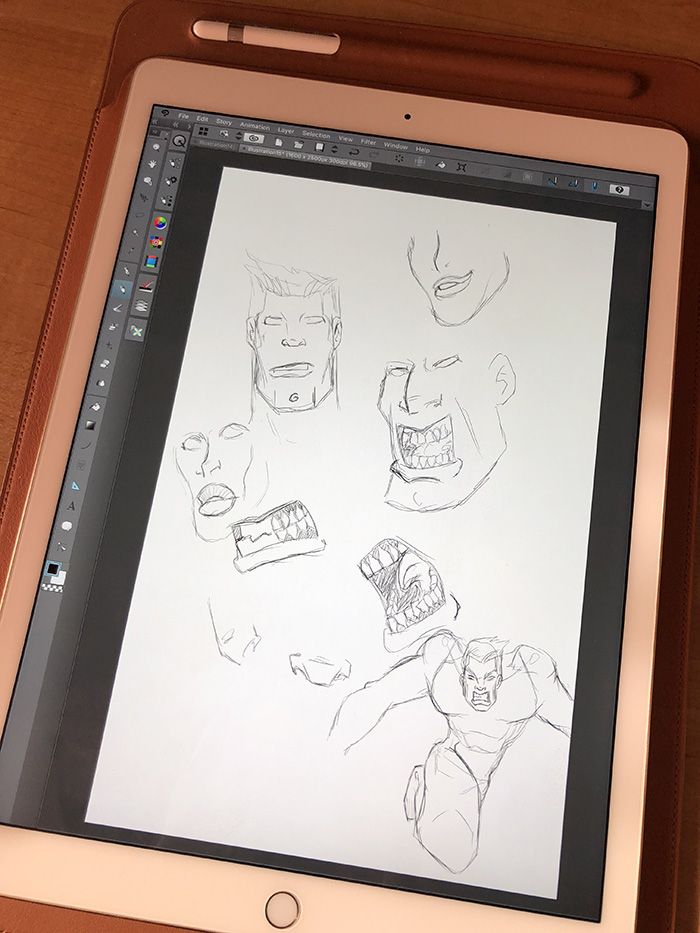 Digital Drawing Tools For Comic Artists